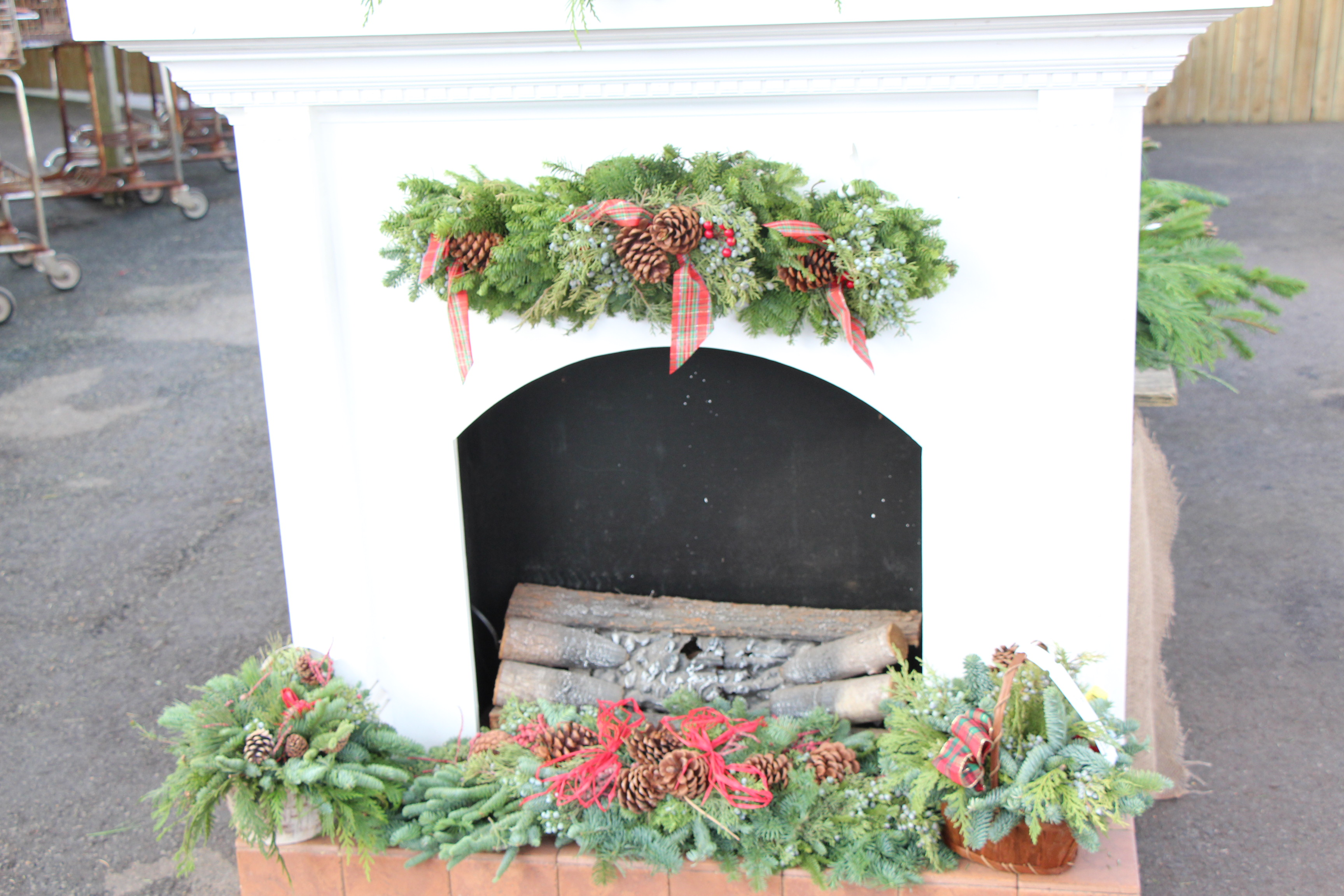Valley View Farms: Trees, Wreaths, Garland & Lights
